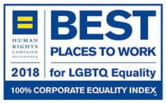 Best Places to Work for LGBTQ Equality | 2018