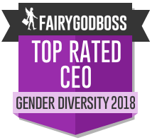 FairyGodBoss - Top Rated CEO - Gender Diversity 2018